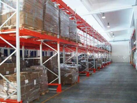 如何区别重型后推式货架生产厂家质量?